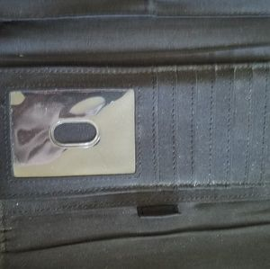 Target Bags - Orange Patterned Wallet